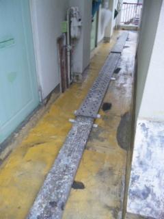 床塗り対策