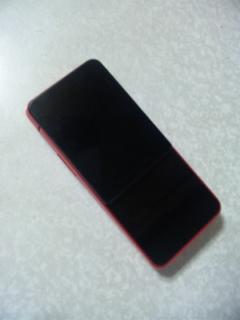 携帯、壊れる